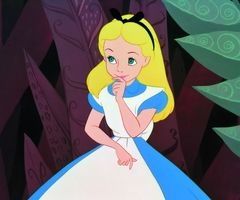 alice in wonderland on We Heart It