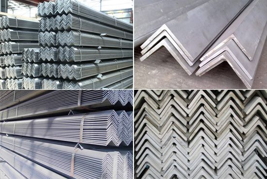 China Hot Rolled Equal Angle Steel Q235B Building Material