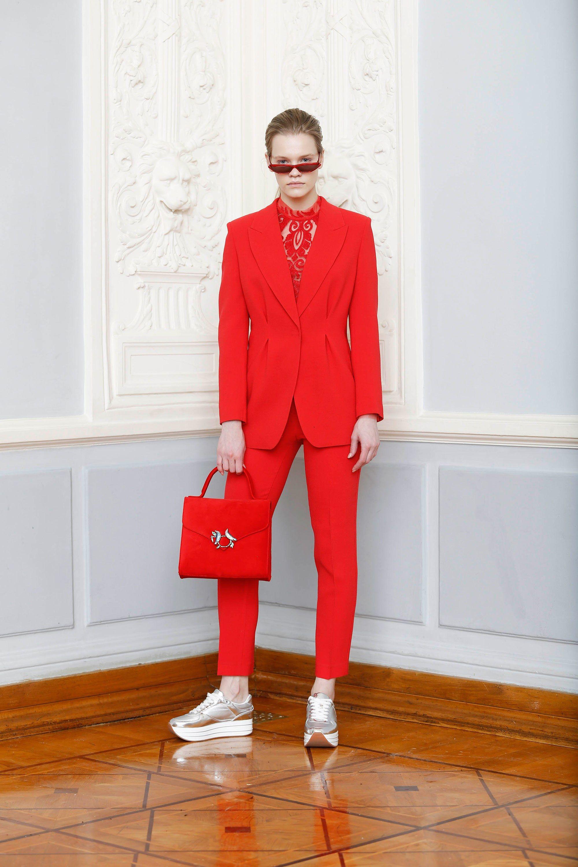 Alena Akhmadullina Fall 2018 Ready-to-wear New York Collection - Vogue