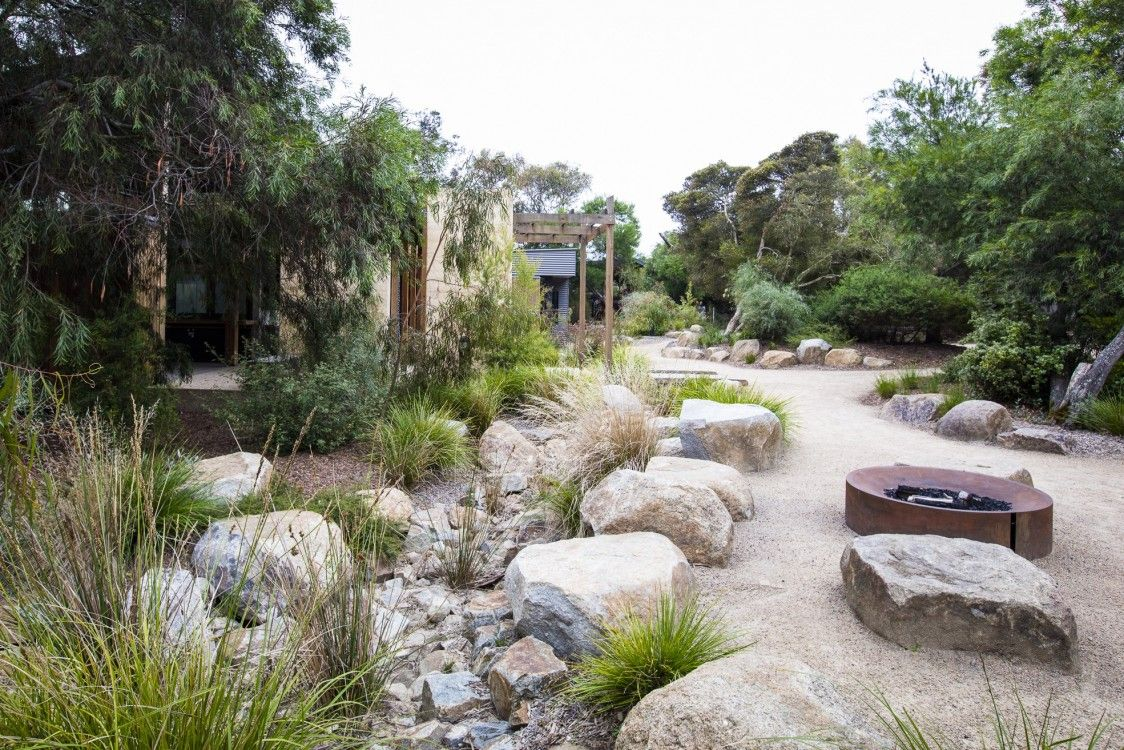Woodleigh School Sam Cox Landscape Native Gardens Landscape
