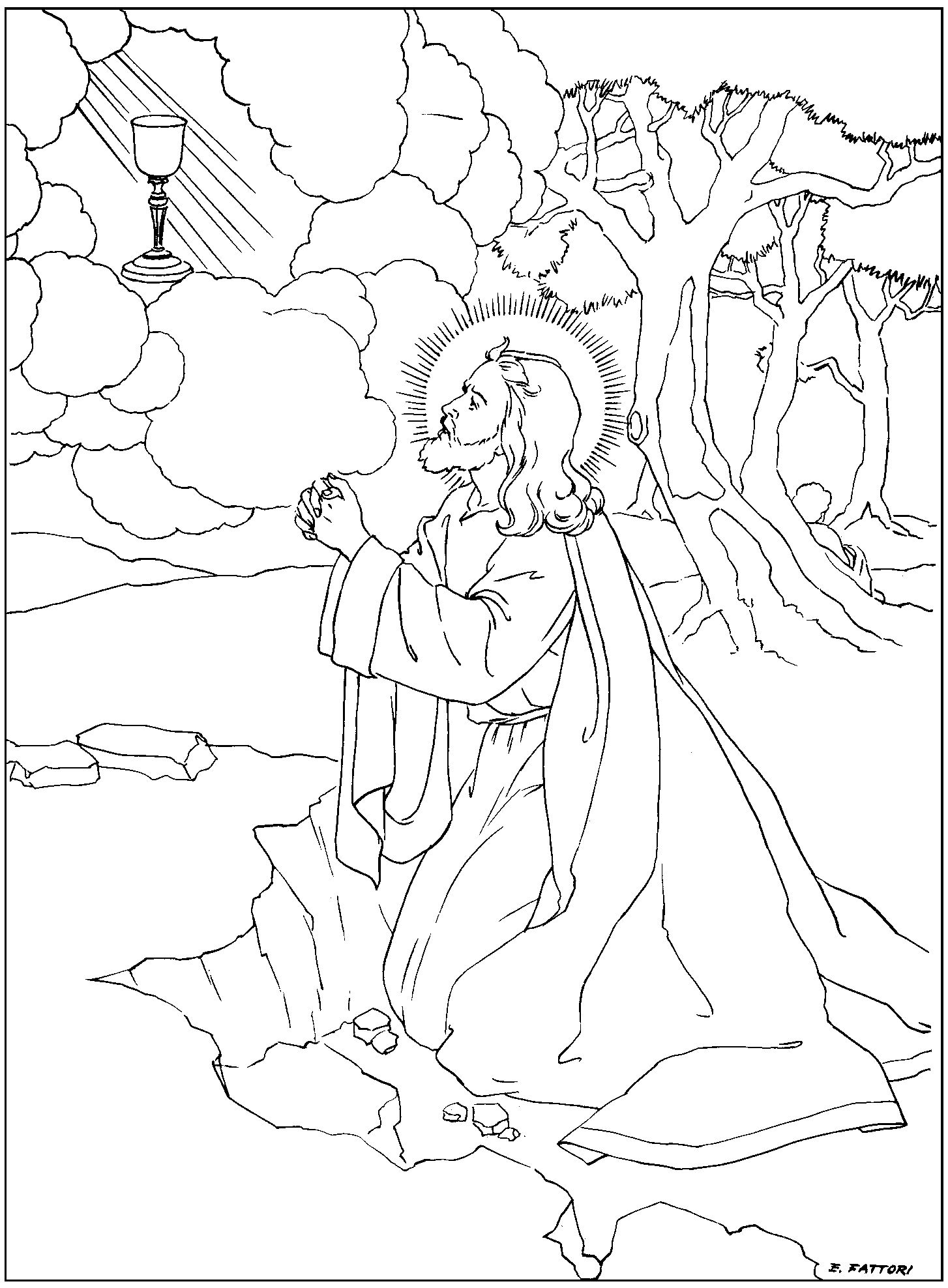 sorrowful-1st-page-1.jpg (1454×1976) | coloring pages | Pinterest ...