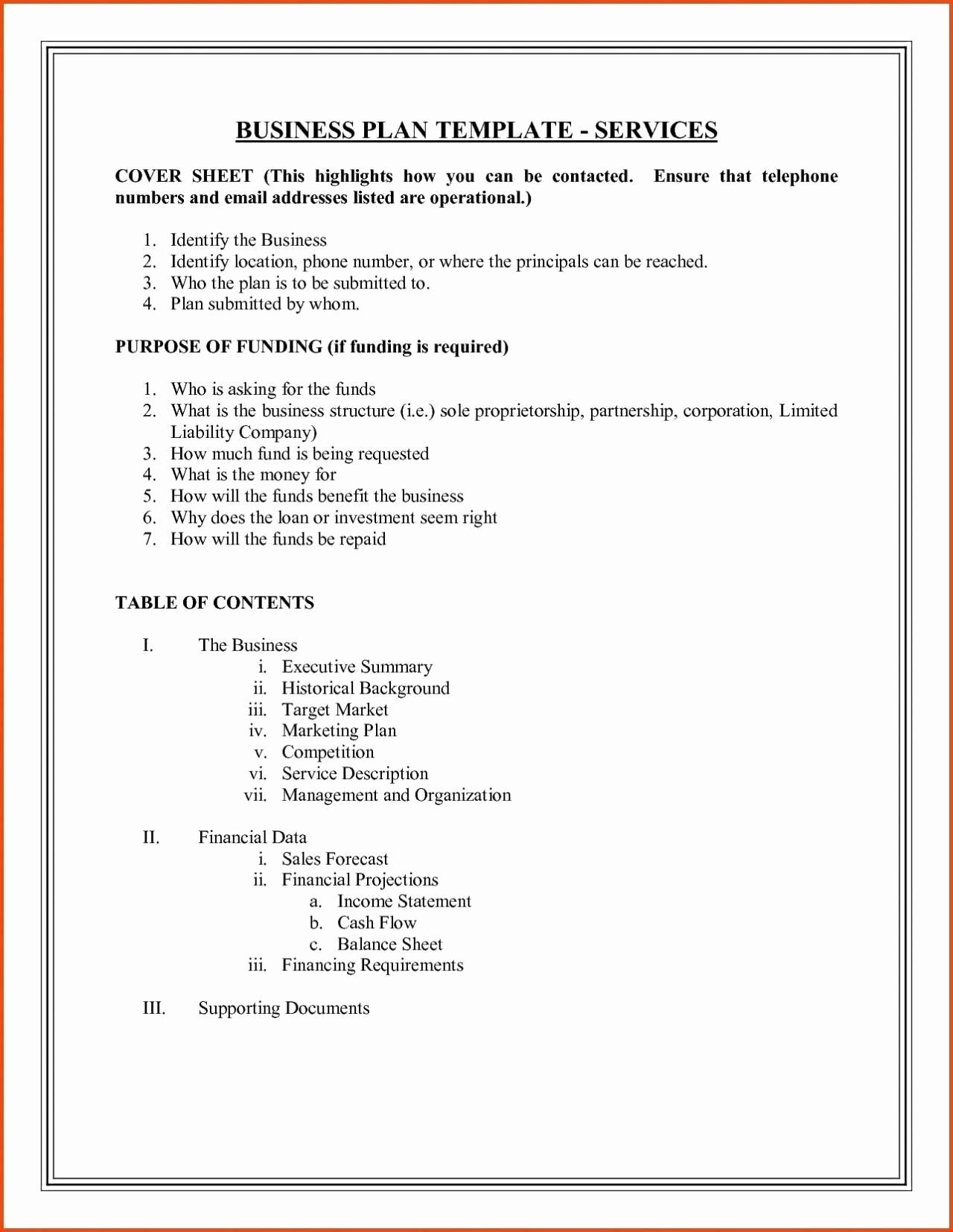 Sole Proprietor Profit And Loss Statement Template In 2020