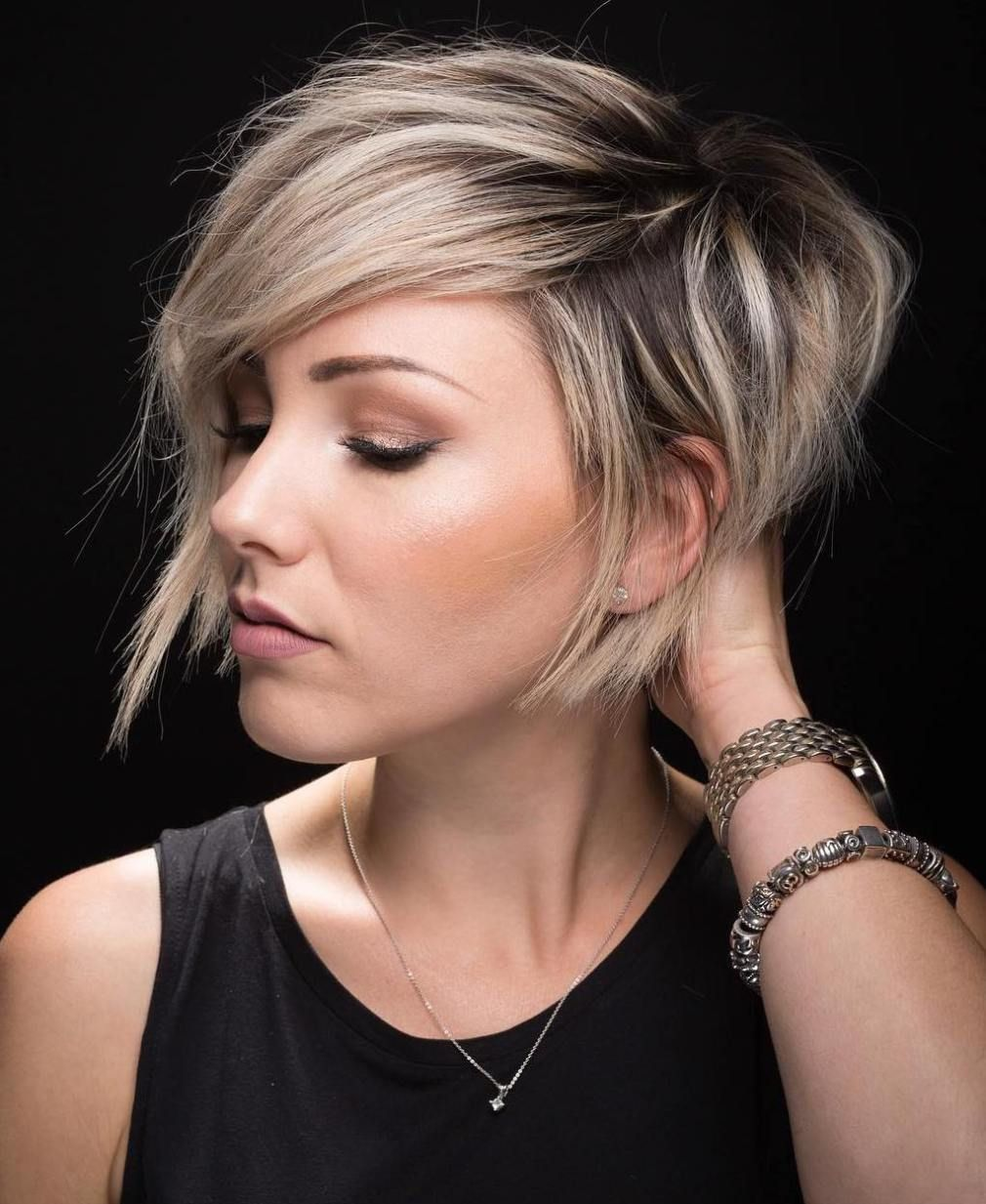hairstyles that will make you look years younger blonde