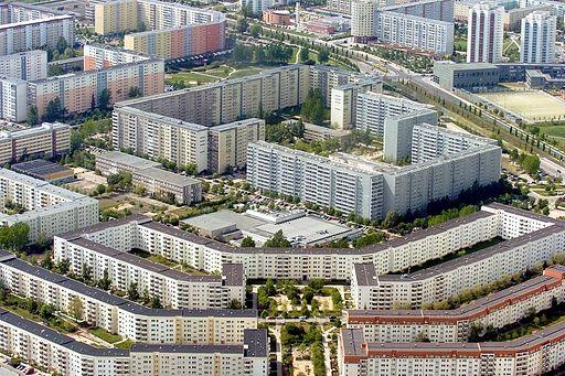 Marzahn Plattenbau Plattenbau Architektur Berlin Berlin Hauptstadt