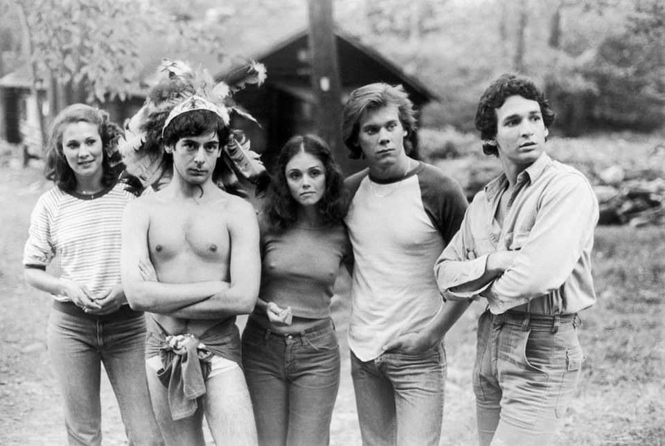 Friday the 13th camp counselors