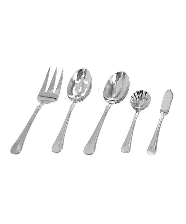 Look at this Zwilling J.A. Henckels Provence Five-Piece Hostess Set on #zulily today!