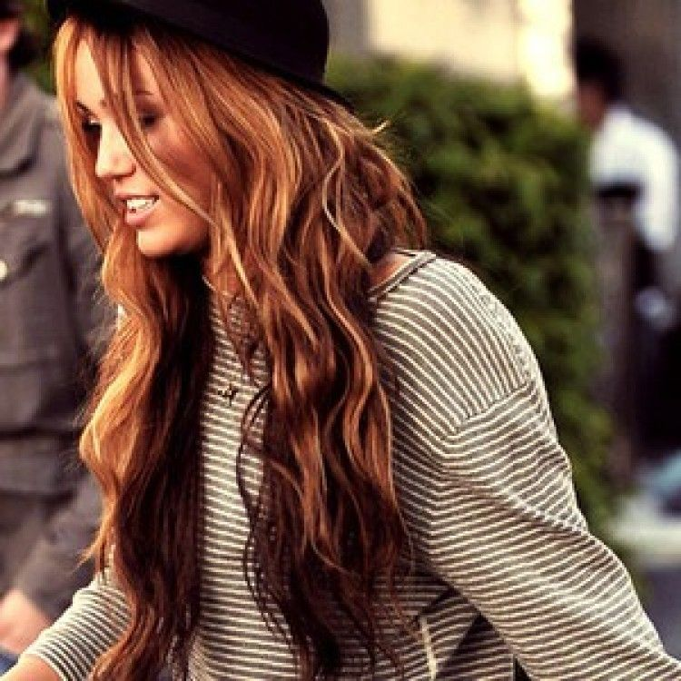 Fall Hair Color Pay No Attention That It Is Miley Lol HairDO - Hair colour of 2015