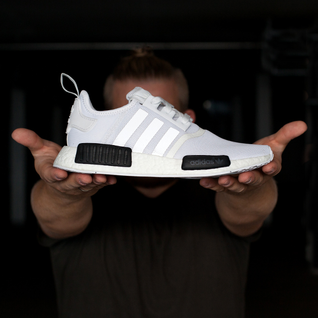 Adidas NMD AB formadores Pinterest