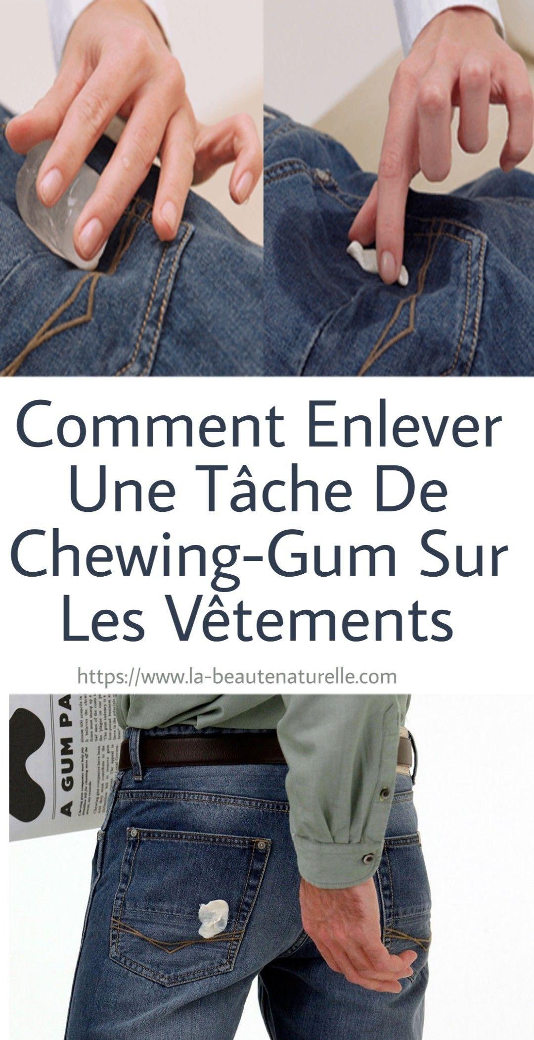 Si Du Chewing Gum Est Colle Sur Un Jean Une Chemise Ou Dans Les Cheveux De Vos Enfants Pas De Panique Nous Avons La Solution Surto Fashion Instagram Pants