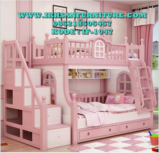 Tempat Tidur Anak Perempuan Tingkat Tangga Laci Tempat Tidur Anak Perempuan Tingkat Tangga Laci Tempat T Tempat Tidur Tingkat Ranjang Tingkat Kamar Tidur Anak Pink luxury unicorn room kamar