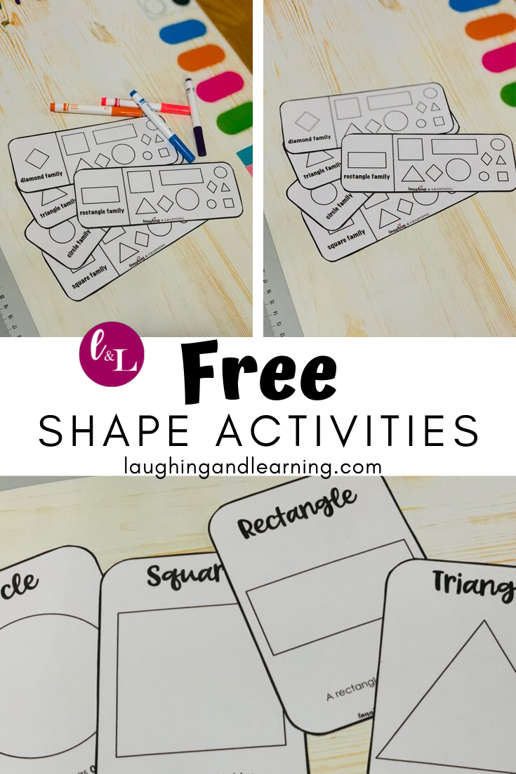 Free Printable Shape Activities Are You Working On Geometry And Spatial Sense Sk Shape Activities Kindergarten Shapes Worksheet Kindergarten Shapes Activities [ 1102 x 735 Pixel ]