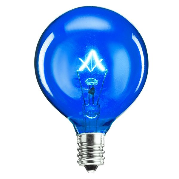 25 Watt Light Bulb Blue In 2020 Bulb Light Bulb Watt Light