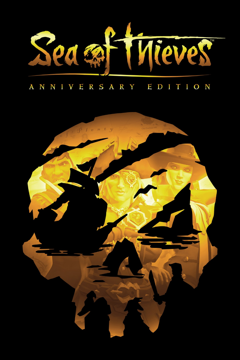 Become Pirate Legends In A Treacherous World Sea Of Thieves Sea Pirate Games