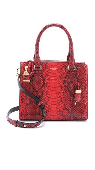 3bc200dc0851 Python Casey Satchel | Purse Perfection | Michael kors collection ...