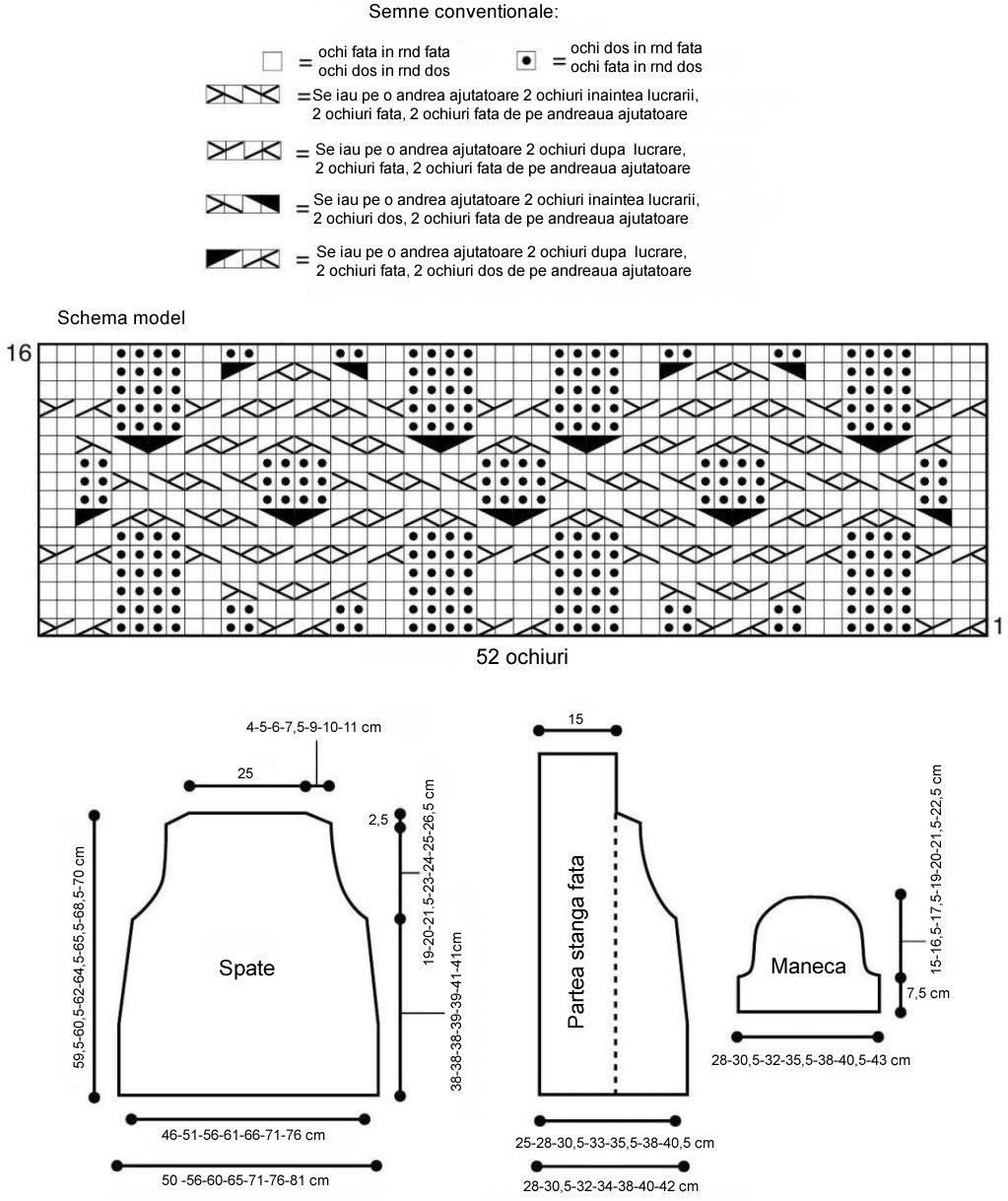Esquema y patrón de chaqueta conversempresiónoca | Minták ...