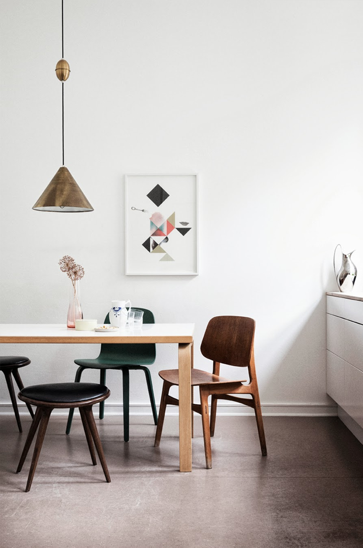 Seating - From elle decoration denmark, from the beautiful home of ...