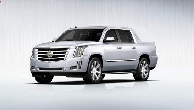 The 2018 Cadillac Escalade Ext Is Pickup Truck From This Lavish A Variation Of Full Sized Suv Creation Was Halted
