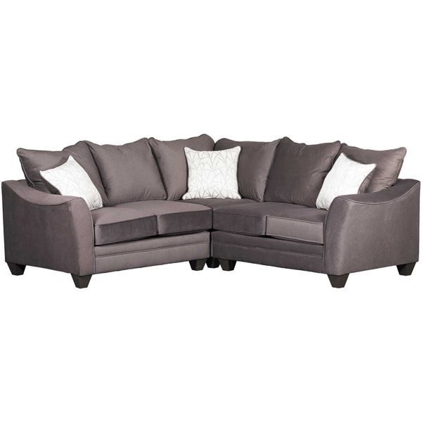 3PC Sectional With Corner Wedge