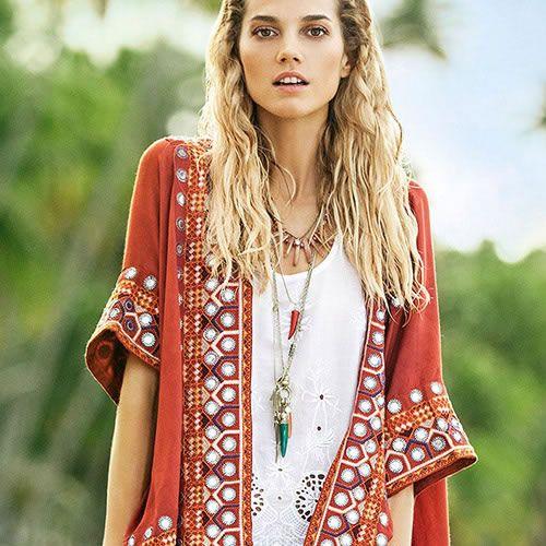 Habitually Chic Beautiful In Buenos Aires: India Style Verano 2016 - Moda Urbana Y Folk