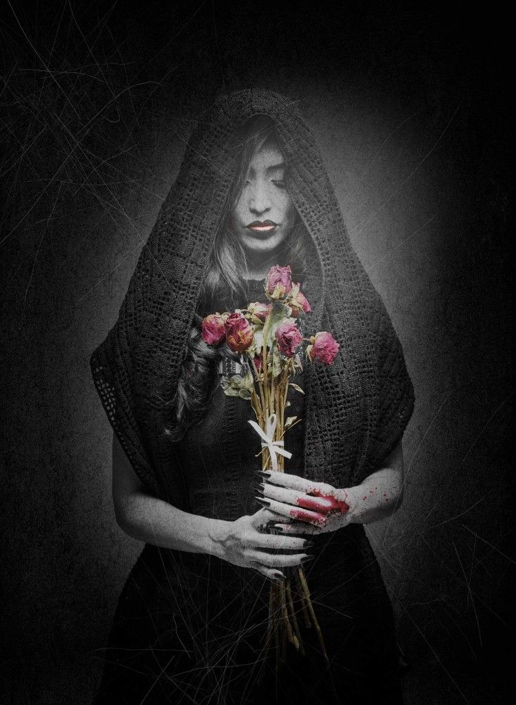 Pin by Slawnasel on gothic Gothic photography