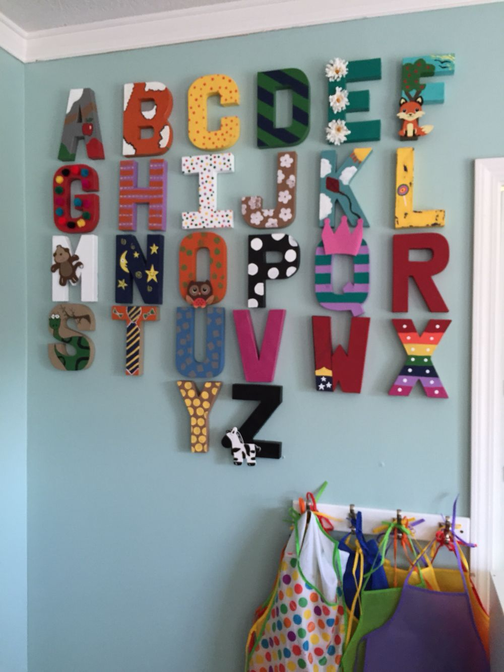 My In Home Daycare Letters My Home Pinterest Stand For - Home daycare design ideas