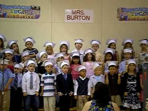 Time To Graduate Gianina S Kindergarten Graduation Song