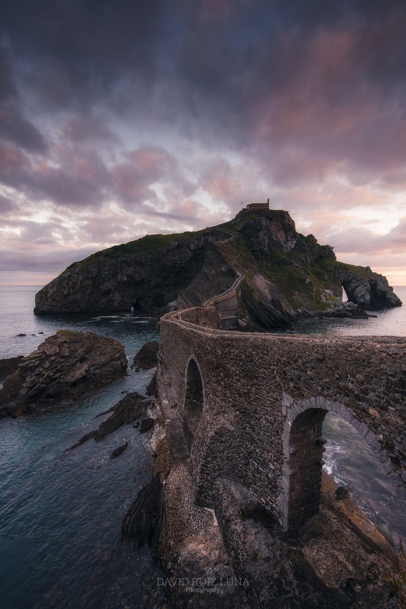 Games Of Thrones Is Coming San Juan De Gaztelugatxe Northern Spain Spain