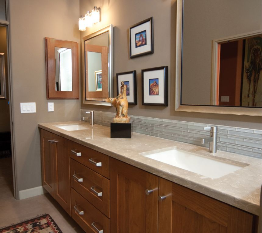 Tucson bathroom cabinetry | Cabinetry, Bath remodel ...