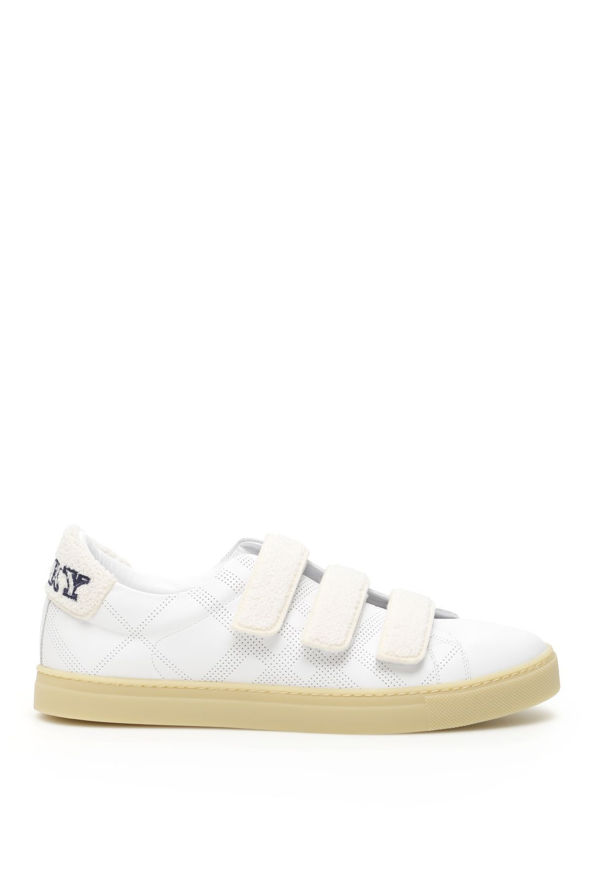 Perforated leather, Sneakers
