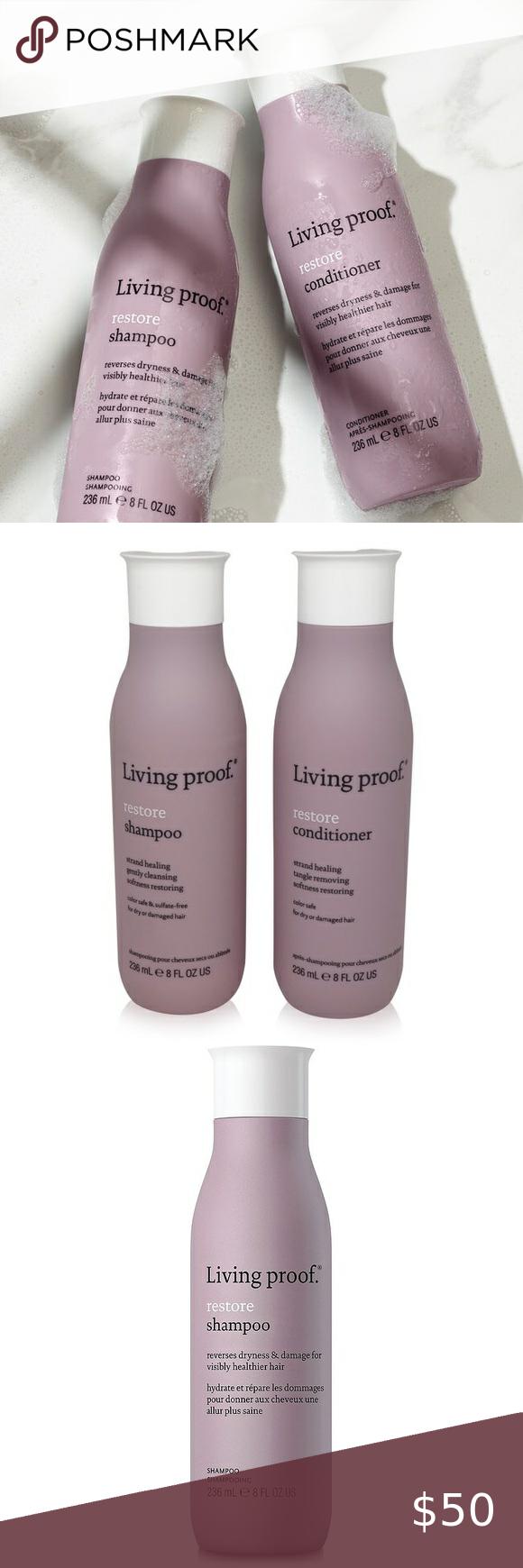 Living Proof Restore Hair Bundle Living Proof Hair Products Hair Bundles Hair Restoration