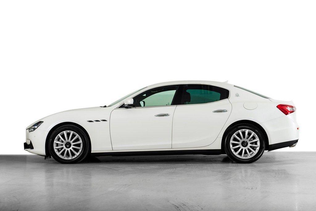 (1) FINN – Maserati Ghibli