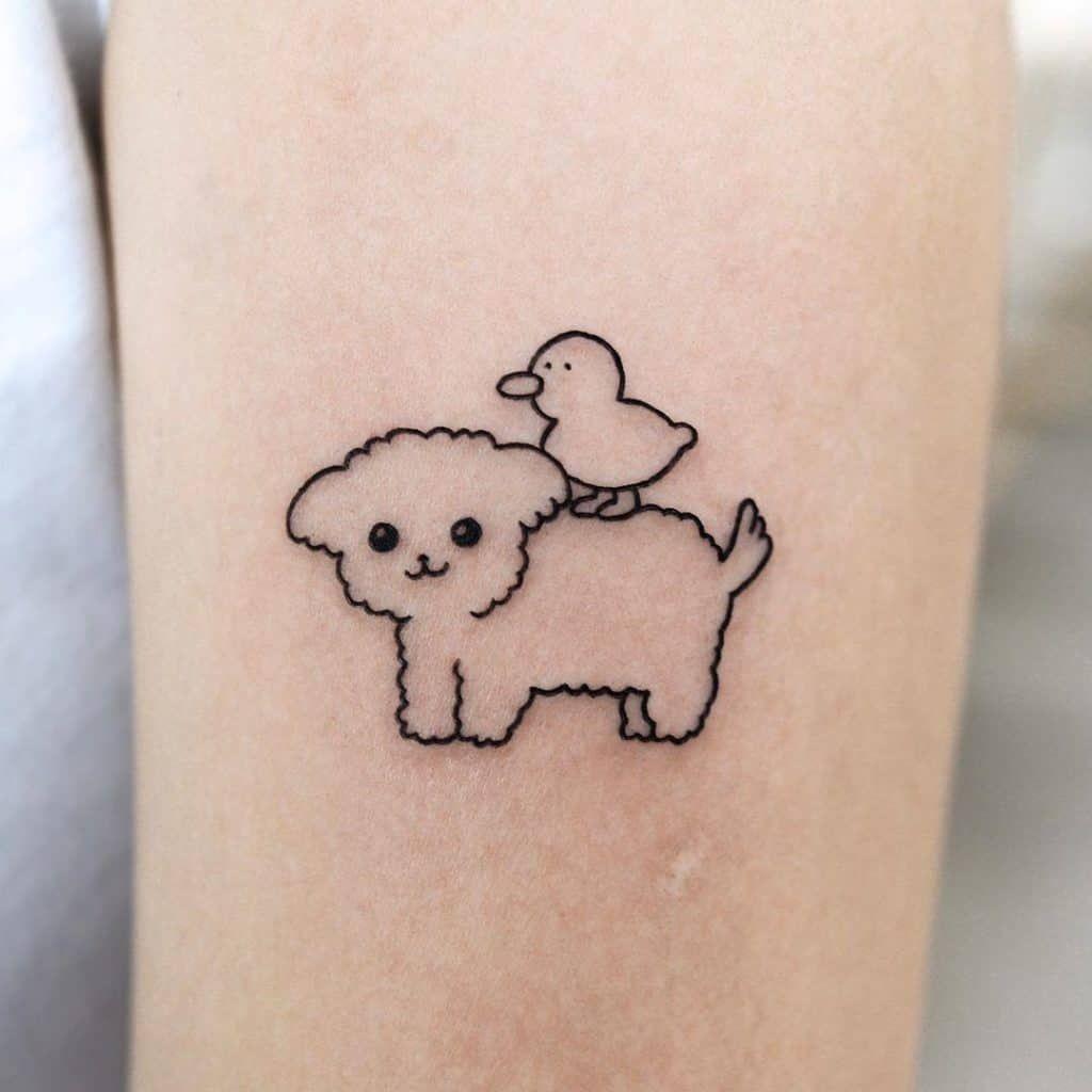 Photo of Tattoo Artist Goodmorningtown   Tattoo   ARTWOONZ