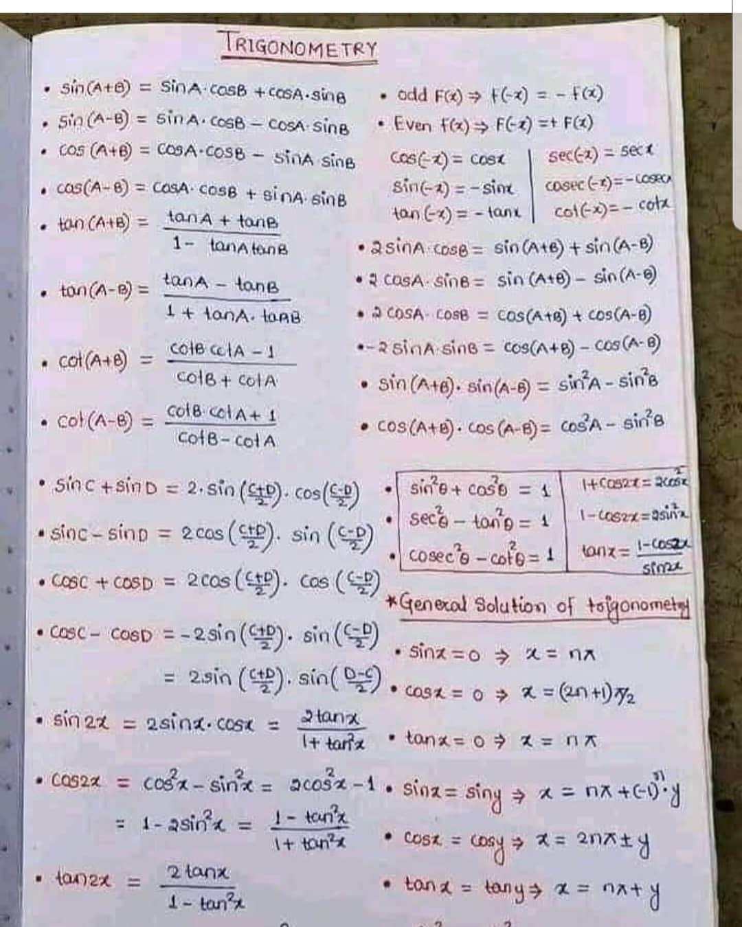 Top Memes 2020 Math Tutorials Math Formula Chart Studying Math [ 1350 x 1080 Pixel ]