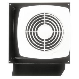 Broan 14 1 4 L X 14 1 4 W X 7 3 4 H 180 Cfm White Bath Fan Bathroom Fan Ceiling Exhaust Fan Broan