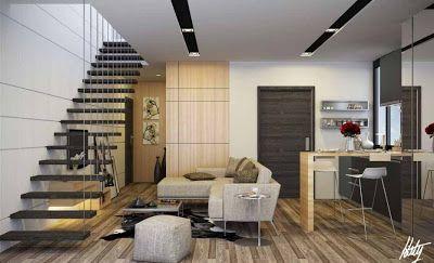 Gambar Ruang Tamu Rumah Modern