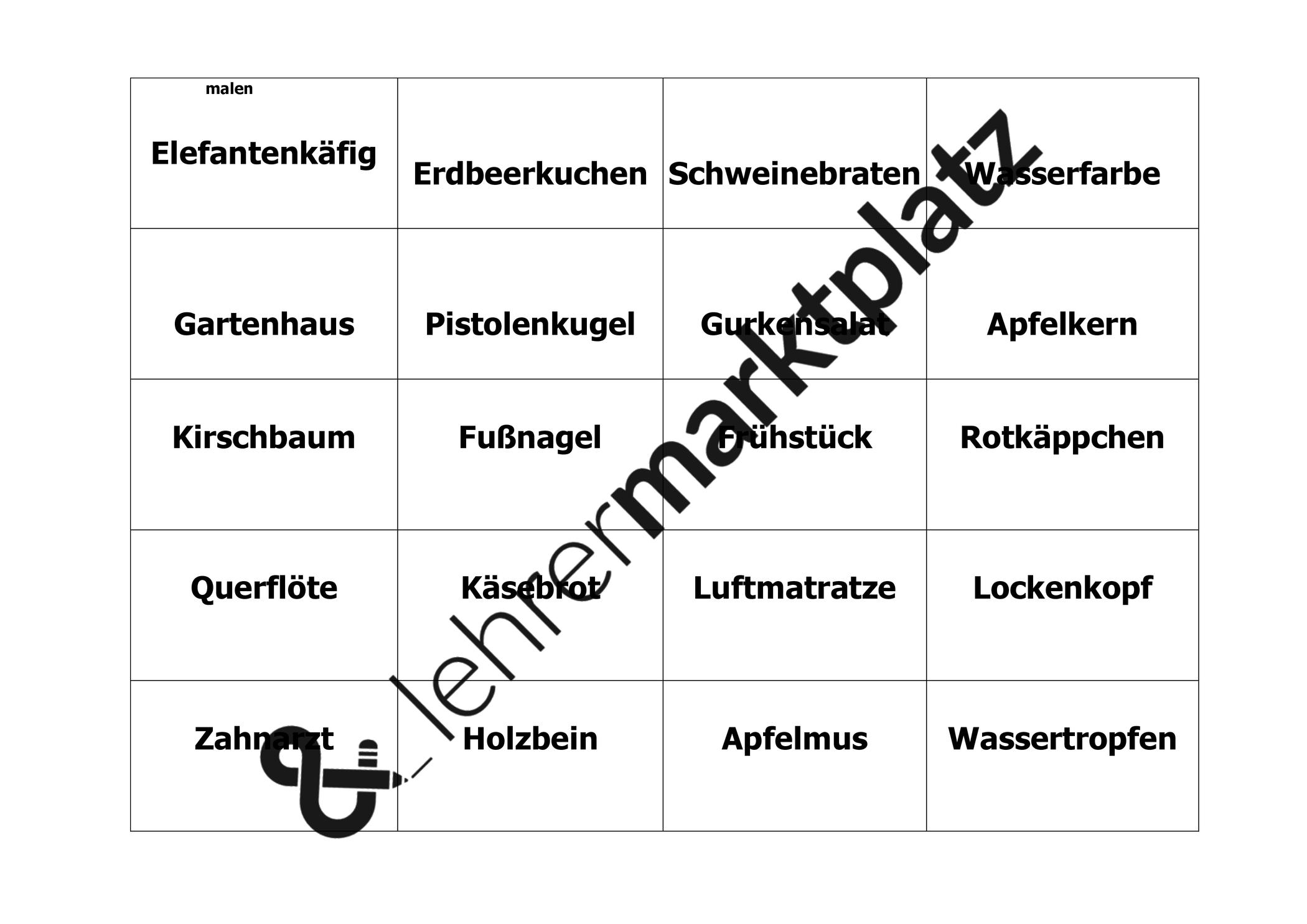 Activity Malen Erzählen Pantomime Unterrichtsmaterial In Den Fächern Daz Daf Deutsch Unterrichtsmaterial Pantomime Daf