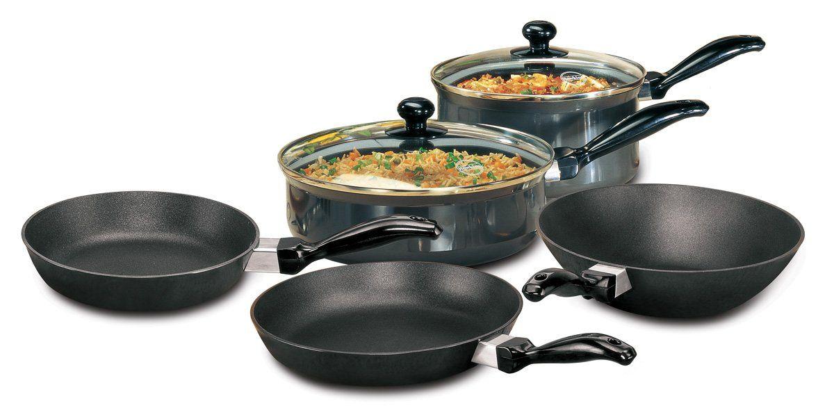 Best Non Stick Cookware Sets Reviews Pots And Pans Sets Cookware Sets Cookware Set