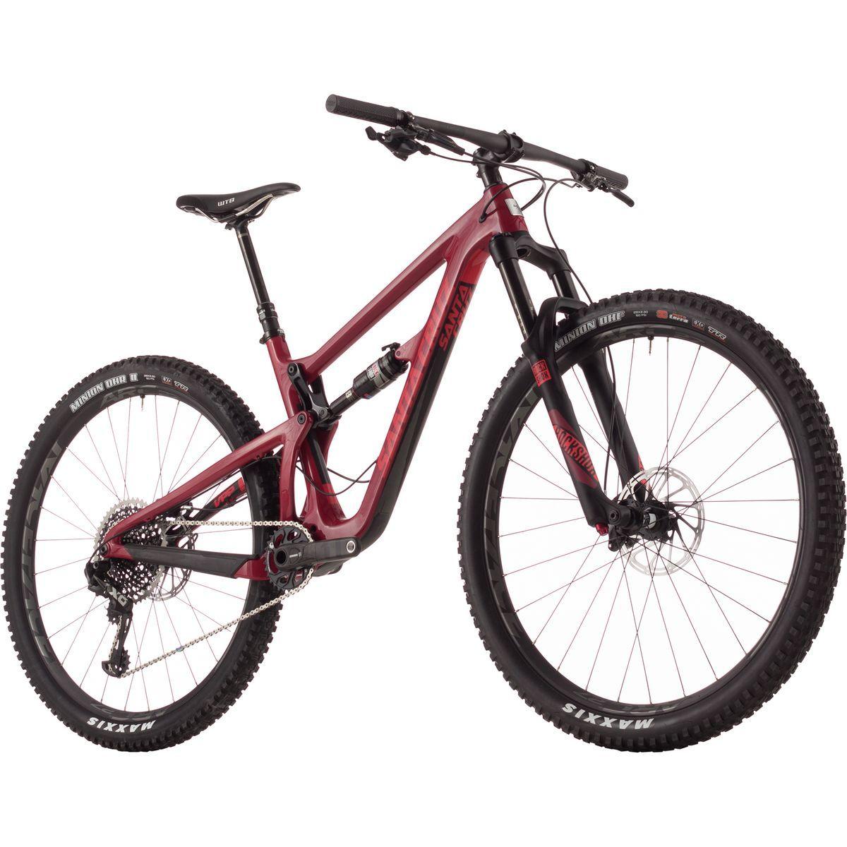Santa Cruz Bicycles Hightower Carbon Cc 29 X01 Eagle Complete