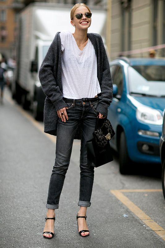 簡單就是美,極簡風的穿衣哲學 | Popbee - a fashion, beauty blog in Hong Kong.