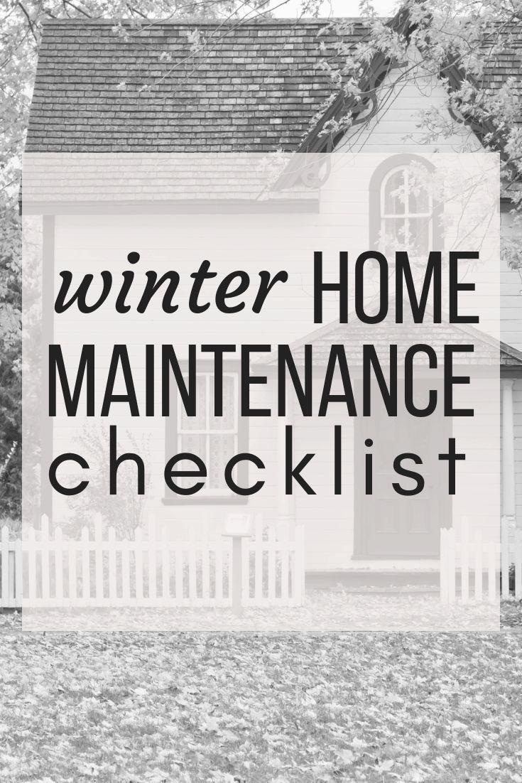 Photo of Checkliste für die Wartung von Winterhäusern – all das, was Sie in Ihrem …