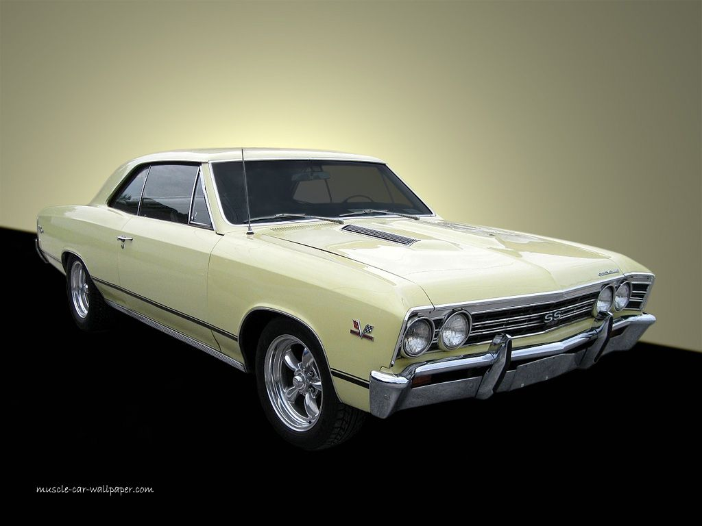 Chevelle Ss Wallpaper Chevelle Chevelle Ss Wallpaper 1967 Yellow Coupe 1024 06