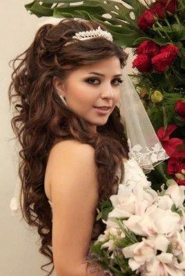 Peinados De 15 Anos Modernos Suelto Families Wedding Hairstyles