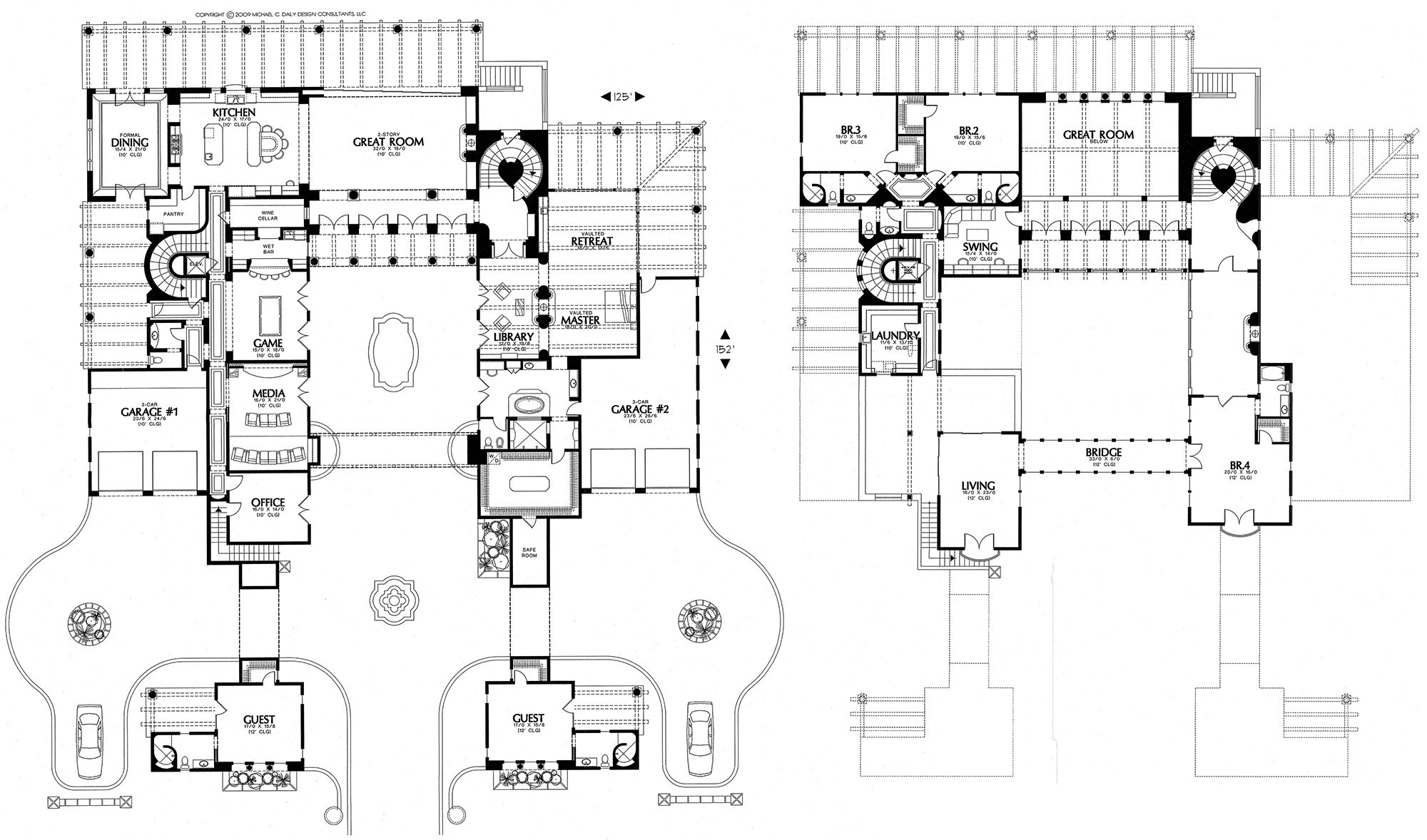 1000 images about Spanish Design House Plans on Pinterest House