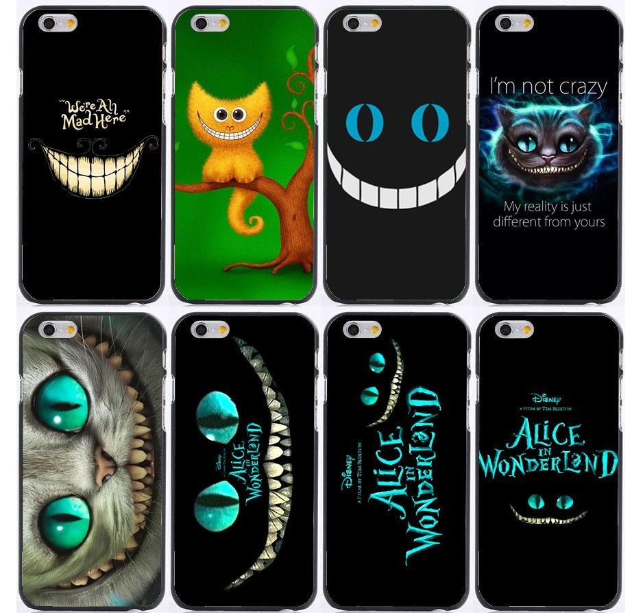 cover iphone 6 cheshire cat