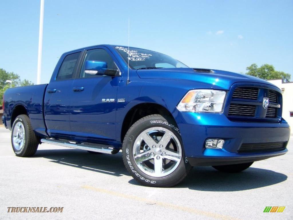 Blue Color Dodge Ram Trucks Dodge Trucks Ram Commercial Vehicle Ford Pickup Trucks