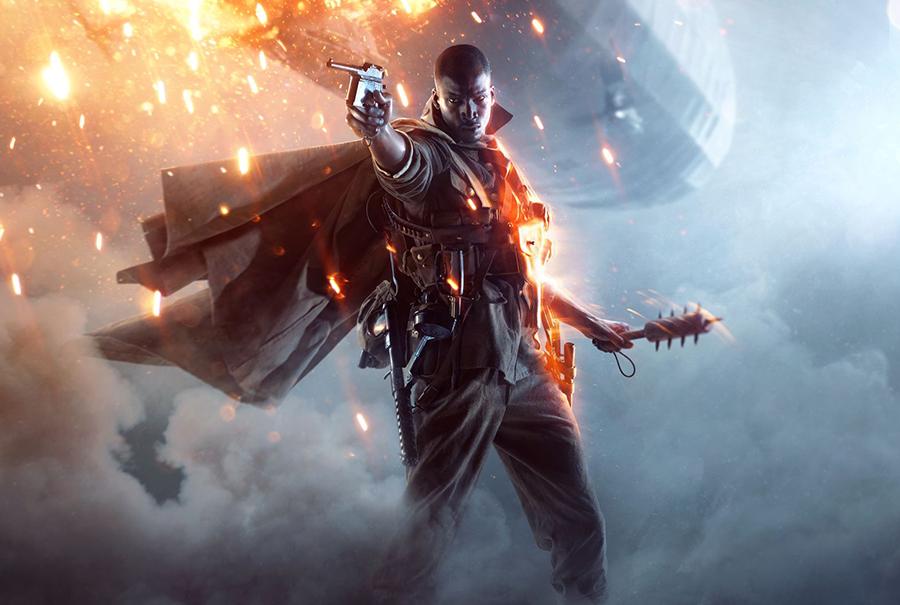 Best Seller Pc Games Under 6 Art Logo Battlefield 1 Keys Art