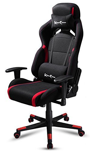 Kingcore Ergonomic Gaming Chair Racing Style High Back Office Chair With Lumbar Cushion And Headrest Pillow Best Office Chair Gaming Chair Office Chair Design