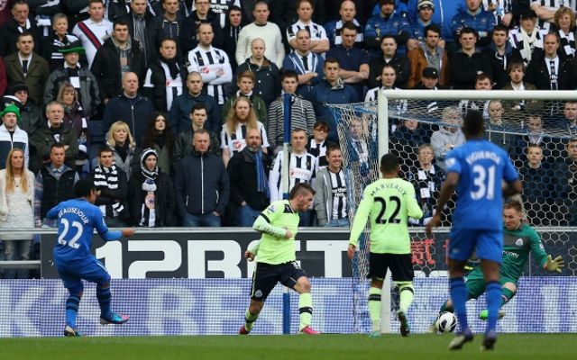 Arouna Kone S Goal In The Last Minute Gave Wigan Athletic An Important Victory By 2 1 In A Match Marred By A Ho Wigan Athletic Football Ticket Newcastle United