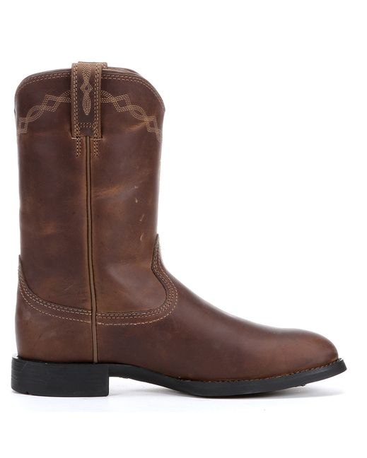 c86373ccff0 Ariat Women's Heritage Roper Boot - Distressed Brown | Fashion ...