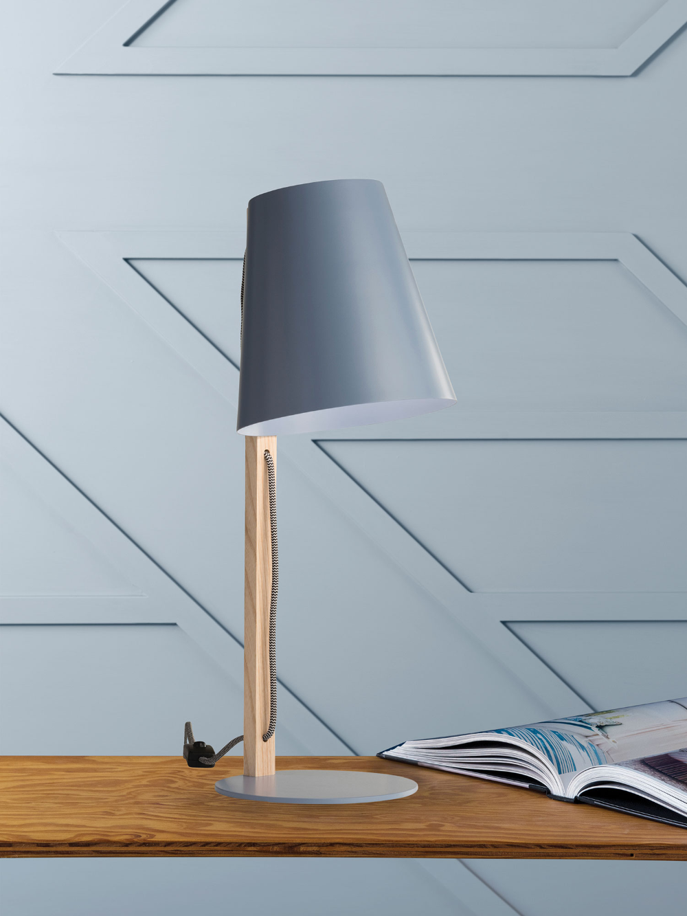 Bae In 2020 Lamp Blue Table Lamp Mayfield